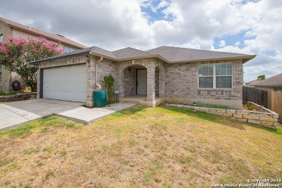 San Antonio Single Family Home New: 14406 Bowhill Glen