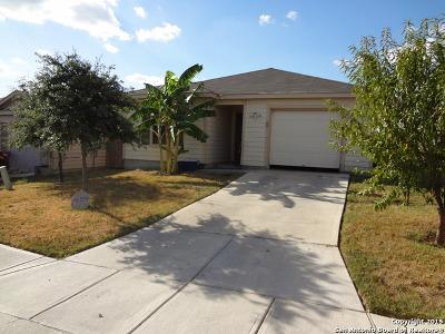 San Antonio TX Single Family Home New: $128,000