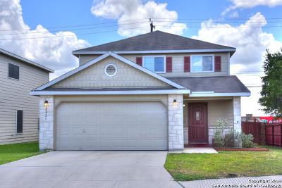 San Antonio Single Family Home New: 12426 Kava Knoll