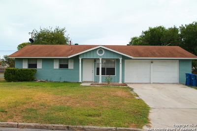 San Antonio Single Family Home New: 4426 Sun Gate St