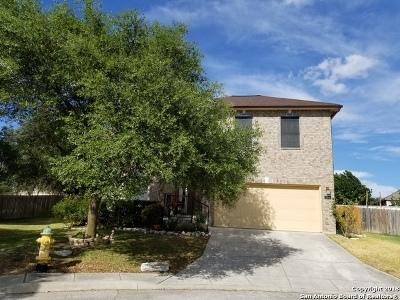 San Antonio Single Family Home New: 503 Morgan Pointe