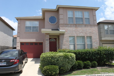 San Antonio Single Family Home New: 5007 River Kenton