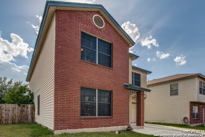 San Antonio Single Family Home New: 7 Fannin Post