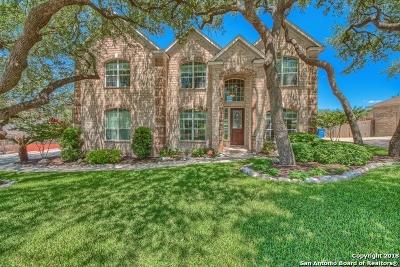 San Antonio Single Family Home New: 22215 Midbury