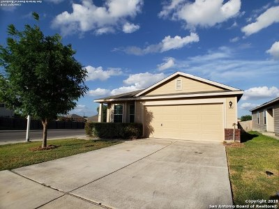 San Antonio Single Family Home New: 3402 Copper Rim