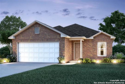 San Antonio Single Family Home New: 3214 Shane