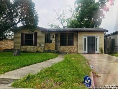 San Antonio Single Family Home New: 2370 Burnet St