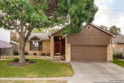 San Antonio Single Family Home New: 6074 Crab Orchard