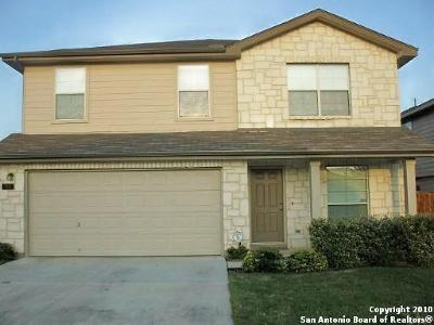 San Antonio Single Family Home New: 7614 Perseus Sound