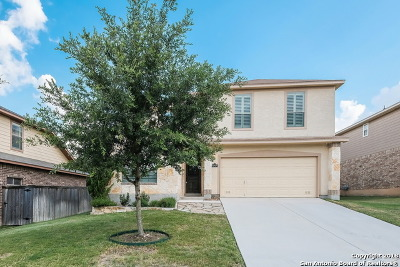 Boerne Single Family Home New: 8707 Elkhorn Knoll