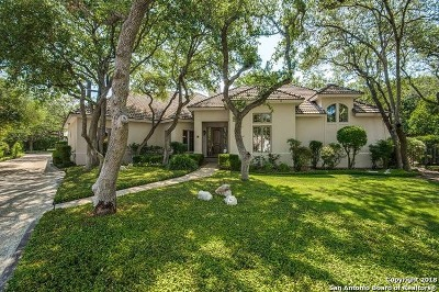 San Antonio Single Family Home New: 6 Charterwood
