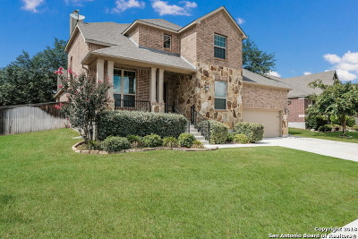 Bexar County Single Family Home New: 11919 Lampasas Trail