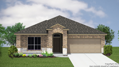 Guadalupe County Single Family Home New: 489 Sand Trail