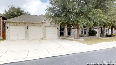 Alamo Ranch Single Family Home For Sale: 4615 Grass Fight