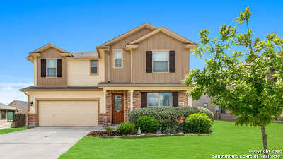 Schertz Single Family Home New: 509 Windsor Ct