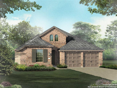 Boerne Single Family Home New: 9807 Monken
