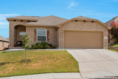 Boerne Single Family Home New: 7623 Mission Pt