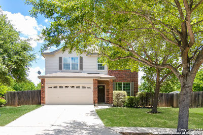 Cibolo Single Family Home New: 129 Rosewood Cove