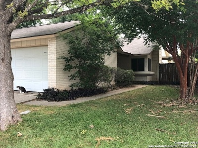 Single Family Home New: 8032 Orchard Bend St