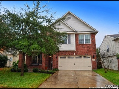 Cibolo Single Family Home New: 117 Bentwood Ranch Dr