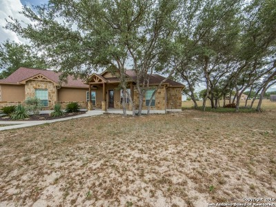 Floresville TX Single Family Home New: $324,975