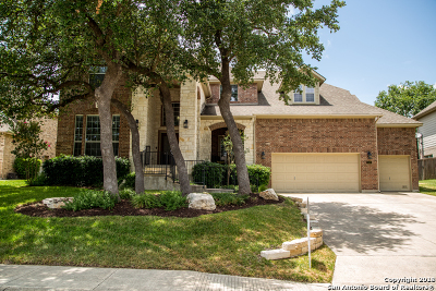 San Antonio TX Single Family Home For Sale: $483,400