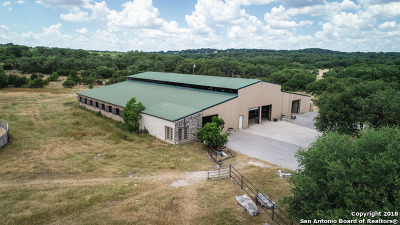 New Braunfels Farm & Ranch For Sale: 3220 Rolling Oaks Dr