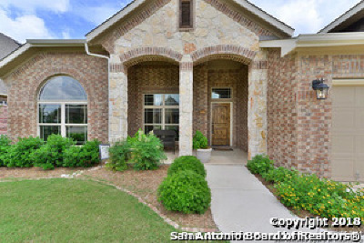 Boerne Single Family Home New: 27010 Sable Run