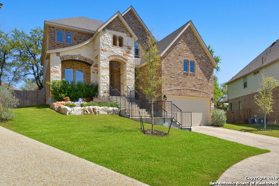 Bexar County Rental New: 23514 Enchanted Bend