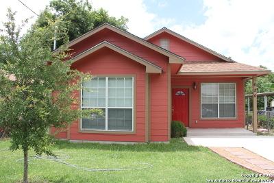 San Antonio Single Family Home New: 620 W Glenn Ave