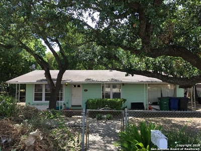 Single Family Home New: 7119 Robin Rest Dr