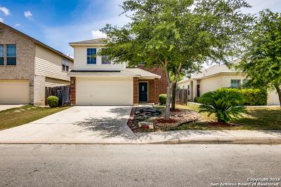 Helotes Single Family Home For Sale: 10247 Huisache Field
