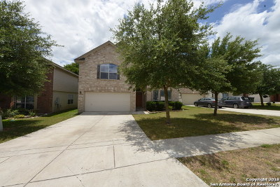 Cibolo Single Family Home New: 117 Lookout View
