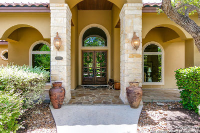 Boerne TX Single Family Home Active RFR: $794,600
