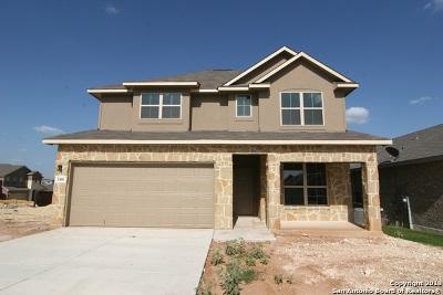 San Antonio Single Family Home New: 3406 Battlecry