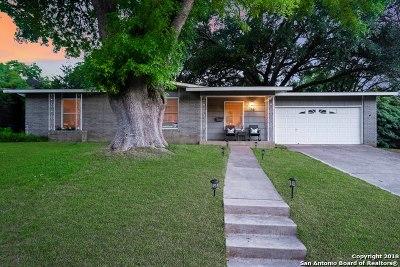 San Antonio Single Family Home New: 710 Larkwood Dr