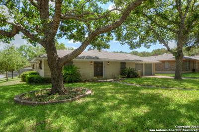 San Antonio Single Family Home New: 3702 William Penn Dr