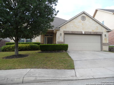 Boerne Rental New: 7619 Mission Ledge