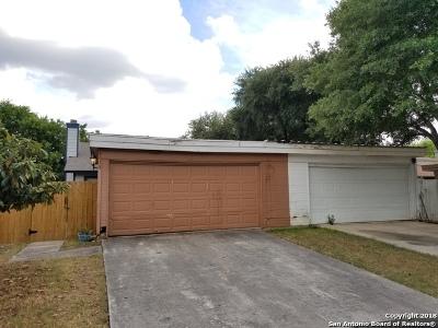 San Antonio Single Family Home New: 6818 Arbor Springs Dr
