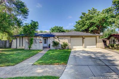 San Antonio Single Family Home New: 6202 Forest Circle