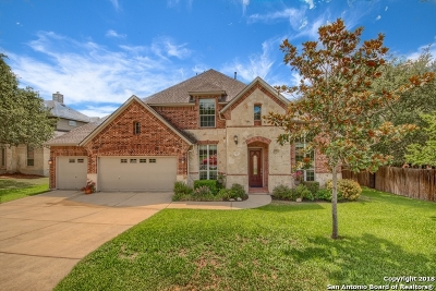 San Antonio Single Family Home New: 51 Sable Valley