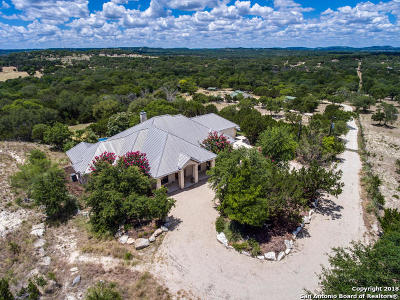 Boerne TX Single Family Home New: $1,450,000