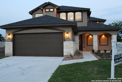 San Antonio Single Family Home New: 6522 Comanche Post