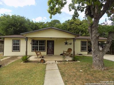 Single Family Home Price Change: 111 Ballard Dr