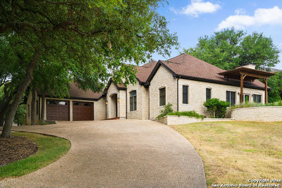 San Marcos Single Family Home For Sale: 715 Willow Ridge Dr