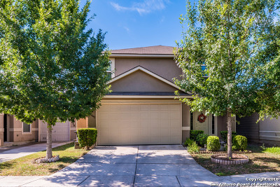 San Antonio Single Family Home New: 5442 Bright Run