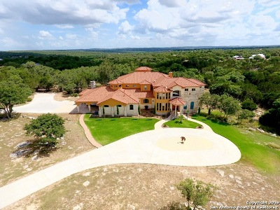 Boerne TX Single Family Home Price Change: $710,000