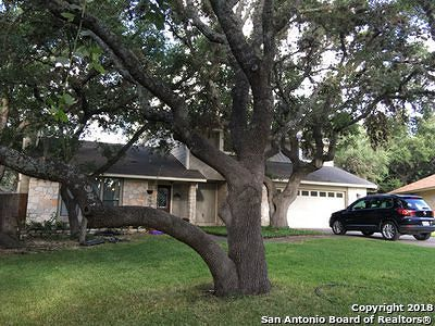 San Antonio Single Family Home New: 9219 Wuthering Heights St