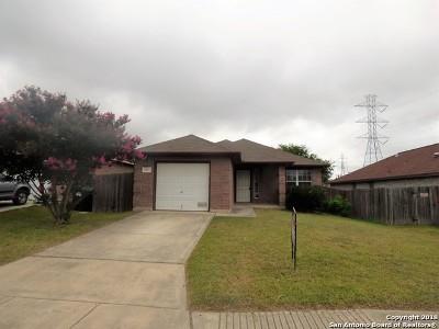 Bexar County, Medina County Single Family Home New: 10607 Shaenmeadow