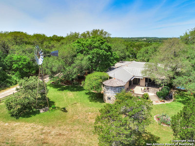 New Braunfels Single Family Home For Sale: 2802 W Highway 46